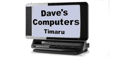 Computer Services Timaru - Dave's Computer Services.